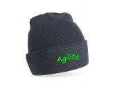 Bekleidung & AccessoiresHüte & MützenHundefreund-Strickmütze - Agility