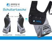 Für TiereHundenapf & KatzennapfAnny x -Schultertasche- von Profis für Profis inkl. GRATIS Wunschname