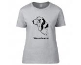 The Mountain FaceThe Mountain-Shirts HundeHunderassen-T-Shirts: Basset Hound 2
