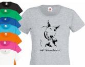Hunderassen T-ShirtsHunderassen-T-Shirts: Bullterrier 5