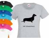 Hunderassen T-ShirtsHunderassen-T-Shirts: Dackel 4