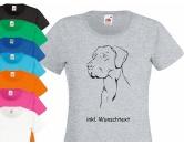 Hunderassen T-ShirtsHunderassen-T-Shirts: Dogge 5