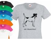 Hunderassen T-ShirtsHunderassen-T-Shirts: Foxterrier 1