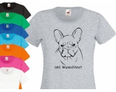 The Mountain FaceThe Mountain-Shirts HundeHunderassen-T-Shirts: Französische Bulldogge 12