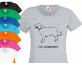T-ShirtsHunderassen T-ShirtsHunderassen-T-Shirts: Golden Retriever 4