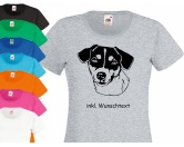 T-ShirtsHunderassen T-ShirtsHunderassen-T-Shirts: Jack Russell Terrier 1