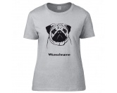The Mountain FaceThe Mountain-Shirts HundeHunderassen-T-Shirts: Mops 2