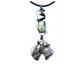 Designer - Artwork - ZinnZinn-Anhänger: Airedale Terrier 3