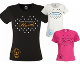 Für TiereSpielzeuge für HundeHundefreund Damen T-Shirt: Nicht ohne meinen Hund! 2.0