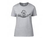 SchlüsselanhängerSchlüsselanhänger versilbertT-Shirt Spruch -Herz zu verschenken-