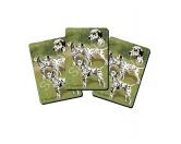 Schmuck & AccessoiresDesigner - Artwork - ZinnSpielkarten Set: Dalmatiner