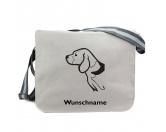 Taschen & RucksäckeCanvas Tasche HunderasseBaumwoll-Tasche: Beagle 7