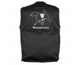 Taschen & RucksäckeCanvas Tasche HunderasseBeagle 7 - Hundesportweste mit Rückentasche MIL-TEC ®