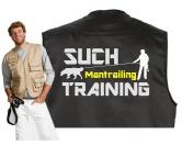 Kollektion -Mantrailing-Hundefan Outdoor-Weste mit Dummytasche: Mantrailing