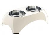Wasser- & Futternäpfe für Hunde & KatzenHunter Melamin Futterbar COMFORT