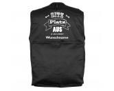 T-ShirtsFan-Shirts für HundefreundeHundesport Outdoor-Weste: Spruch -SITZ PLATZ AUS-
