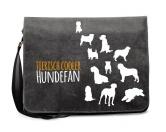 T-ShirtsFan-Shirts für HundefreundeCanvas Messenger: Hundefan Kollektion