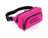 Für MenschenNostalgische GeschenkartikelHundesport Bauchtasche: Dogwalker