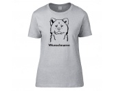Hunderassen T-ShirtsHunderassen T-Shirt: Akita