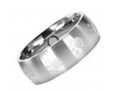 Schmuck & AccessoiresDesigner - Artwork - ZinnEnergy and Life Magnetschmuck - Ring Pfote matt