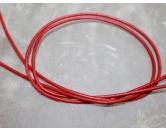 HundepfeifenHundepfeife Lederband -Rot-