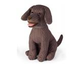 Weihnachten & GeburtstageWeihnachtsartikelTürstopper Hund: Cocoa - Labrador