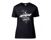 Schmuck & AccessoiresArmbänderT-Shirt Damen: Ein Leben ohne Hund 2.0