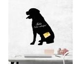 T-ShirtsHunderassen T-ShirtsKreidetafel Hunderasse: Labrador 1