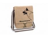 Bekleidung & AccessoiresHundesportwesten mit Hundemotiven inkl. Rückentasche MIL-TEC ®Deutscher Schäferhund Canvas Schultertasche Tasche mit Hundemotiv und Namen