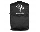 The Mountain FaceThe Mountain-Shirts HundeMil-Tec Hundesport Outdoor-Weste mit Dummytasche: Basset