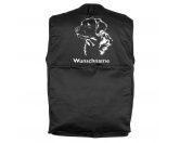 Schmuck & AccessoiresHunderassen Schmuck AnhängerGolden Retriever 2 - Hundesportweste mit Rückentasche MIL-TEC ®