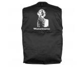 Tierische-FigurenVersilberte Hunde-FigurenDeutsch Kurzhaar - Hundesportweste mit Rückentasche MIL-TEC ®