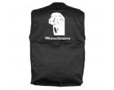 Bekleidung & AccessoiresHundesportwesten mit Hundemotiven inkl. Rückentasche MIL-TEC ®Neufundländer - Hundesportweste mit Rückentasche MIL-TEC ®