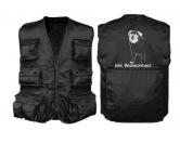 Schmuck & AccessoiresHunderassen Schmuck AnhängerMops - Hundesportweste mit Rückentasche MIL-TEC ®