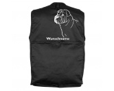 The Mountain FaceThe Mountain-Shirts HundeMil-Tec Hundesport Outdoor-Weste mit Dummytasche: Shar Pei