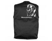 Leben & WohnenTeelichthalterShetland Sheepdog - Hundesportweste mit Rückentasche MIL-TEC ®