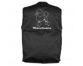 Taschen & RucksäckeCanvas Tasche HunderassePudel - Hundesportweste mit Rückentasche MIL-TEC ®