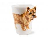 Aufkleber - Pfoten WegAufkleber - Pfoten Weg: A - F3d-Designer Tasse: Cairn Terrier