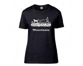 Für TiereSpielzeuge für HundeHundesport T-Shirt Damen -Mantrailing- 2.0