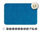 Wasser- & Futternäpfe für Hunde & KatzenWaschbare Napfunterlage: Funky Türkis 30 x 65 cm