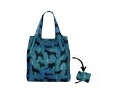 Falttasche - Einkaufstasche: Hunde - I love Dogs -Sky-