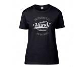 Taschen & RucksäckeBauchtaschenDamen T-Shirt: Zum Leben brauch ich nur meinen Hund - LIMITIERTE EDITION