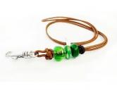 HundepfeifenHundepfeife Pfeifenband -Grün- 10