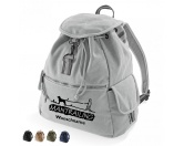 Kollektion -Mantrailing-Canvas Rucksack: Mantrailing 2.0