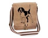 Taschen & RucksäckeGeldbörsen & HandytaschenCanvas Messenger: Beagle 7
