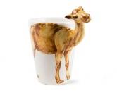 3d-Designer Tasse Wildtiere: Kamel & Camel