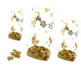 NeuheitenFolien Beutel Doggy -Mittel- 10cm X 24cm - 10erpack