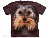 T-ShirtsHunderassen T-ShirtsThe Mountain T-Shirt - Yorkshire Terrier Face