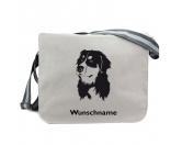 Taschen & RucksäckeCanvas Tasche HunderasseBaumwoll-Tasche: Berner Sennenhund 4
