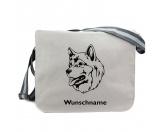 Taschen & RucksäckeCanvas Tasche HunderasseBaumwoll-Tasche: Alaskan Malamute 2
